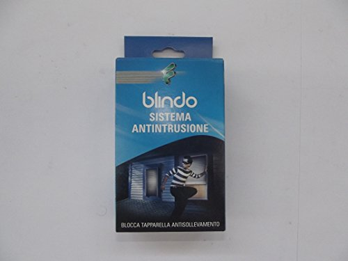 Blindo BLINDOBIA Sistema Antintrusione, Bianco