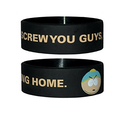 south-park-screw-you-guys-nue-oficialmente-rubber-pulsera