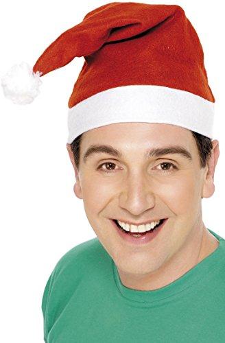 budget-father-christmas-santa-claus-hat-gorro-sombrero