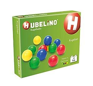 Hubelino 609210 Parte de Juguete - Partes de Juguetes (Azul, Verde, Rojo, Amarillo)