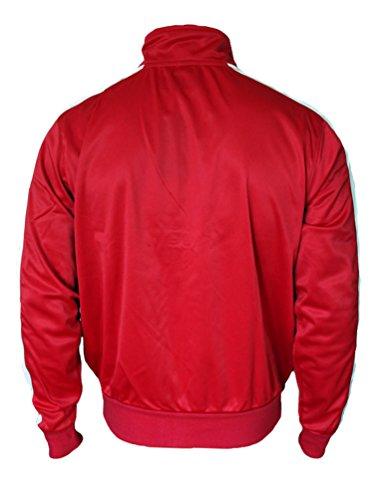 Retro Rock-It Uomo dimensioni Giacca sportiva S-XXXL colori Nero Grigio Marrone Giallo Rosso
