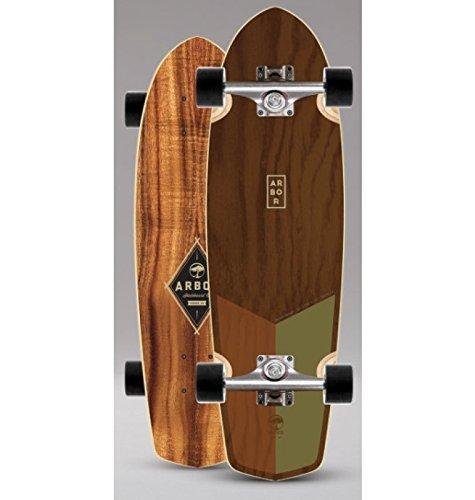 Arbor Pocket Rocket Premium 2016 Complete Mini Longboard Skateboard New by Arbor