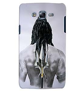 Citydreamz Lord Shiv/Spiritual/Gods/Trishul Hard Polycarbonate Designer Back Case Cover For Samsung Galaxy J7 2016 /J76/J710