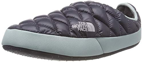 The North Face Edgewood, Chaussons Homme, Bleu (Shiny Blackened Pearl/Blue Haze), M (42 EU)