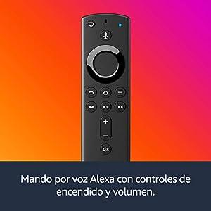 Amazon Fire TV Stick con mando por voz Alexa   Reproductor de contenido multimedia en streaming