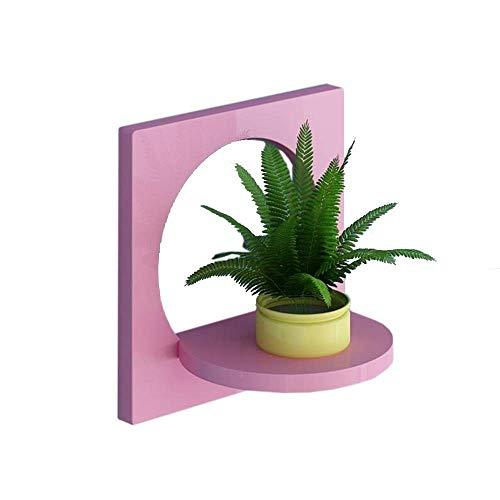 CUYY Wandbehang wanddekoration frei lochen partition Blume Stehen -