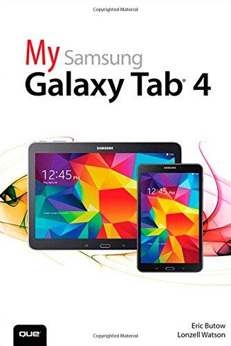 My Samsung Galaxy Tab 4 (Book)
