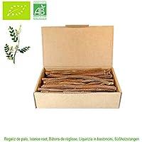 FRISAFRAN - Regaliz de palo Ecologico certificado/FRESCO - 1KG
