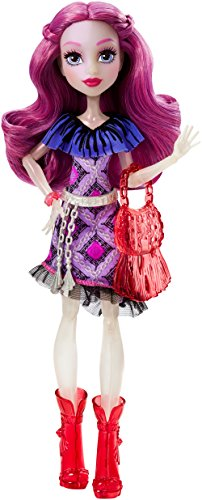 Puppen High Geist Monster (Mattel Monster High DPL86 - Todschicke Monsterschülerin Ari Hauntington)