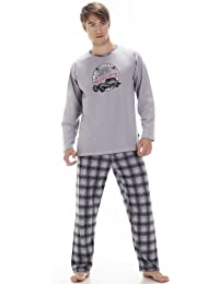 Cornette Ensemble Pyjama Homme CR-124-Legendary