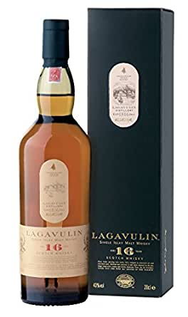 Lagavulin 16 Jahre Islay Single Malt Whisky (1 x 0.7 l)