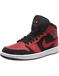 6f3e42e91881 Nike Men s Air Jordan 1 Mid Basketball Shoes