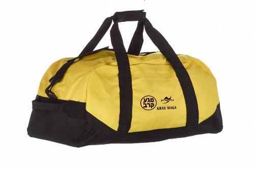 Kindertasche gelb/schwarz Krav Maga