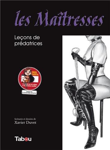 Les Maîtresses, Tome 1 : Leçons de prédatrices