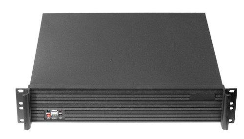 2U Breve profondità Chassis Ideale per parete server Rack / Appliance INCLUDE ATX LIBERO 550 SERVER GRADE PSU all'esaurimento delle scorte
