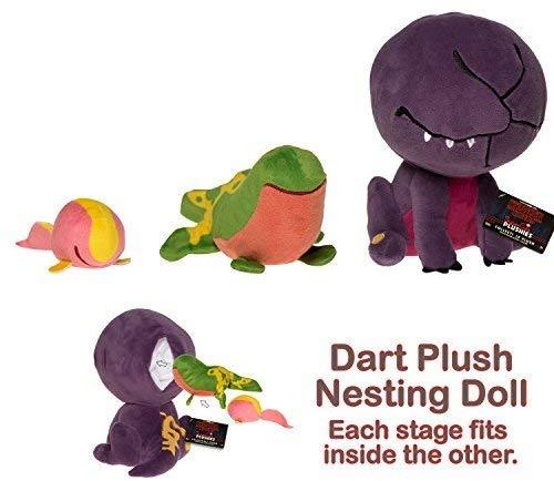 Stranger Things Dart Nesting Doll Plush Figure Standard