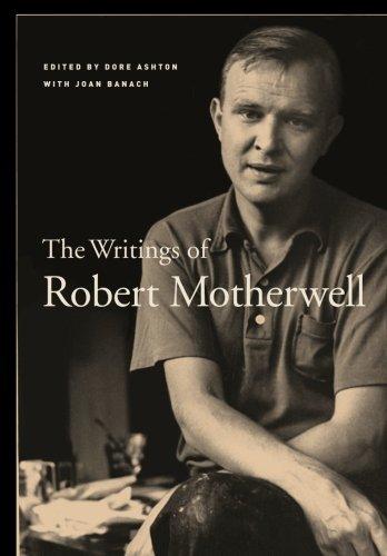 The Writings of Robert Motherwell (Documents of Twentieth-Century Art)