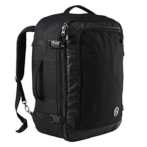 CX Luggage ZG1 - Mochila Expandible con Bolsillo para los Artículos Esenciales de Viaje 55x40x20 cm