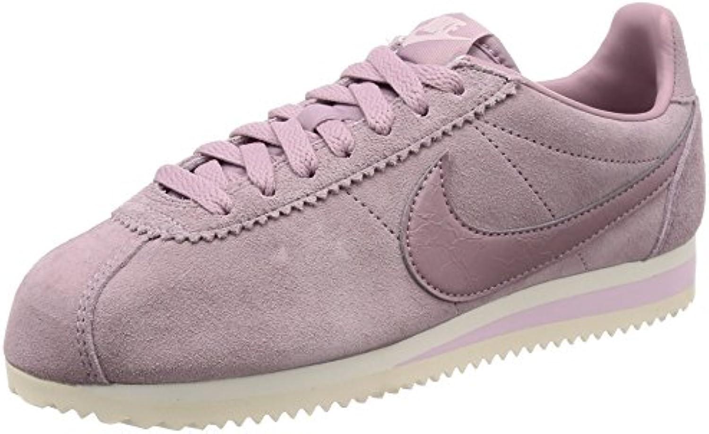 Nike Zapatillas de Piel para Mujer Morado Morado 6590ff