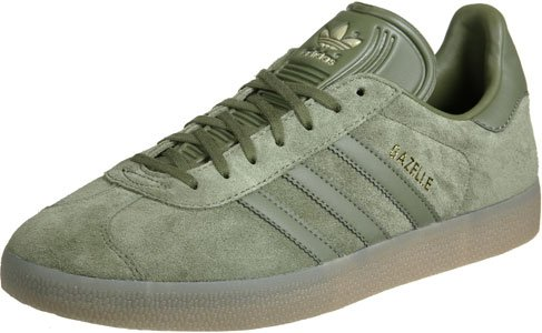 adidas Gazelle, Sneakers Basses Homme Olive