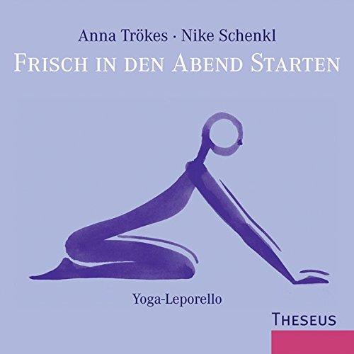 Frisch in den Abend starten. Yoga-Leporello par Nike Schenkl