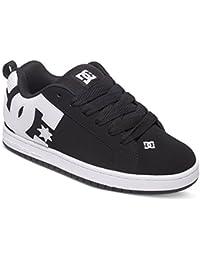 DC Shoes Men's Court Graffik Low Top Shoes