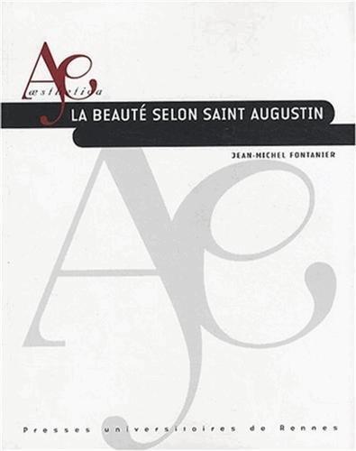 La beaut selon saint Augustin