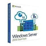 MS Windows Server Essentials 2016 64Bit DVD English (EN)