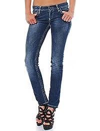 CIPO & BAXX Damen Jeans CBW-232