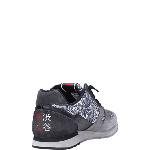 LOTTO JAPAN MAN SHOES Grigio/Nero