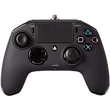Nacon Revolution Pro Controller - Mando alámbrico, color negro (PS4)