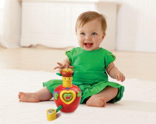 VTech Baby 80-142704 - Überraschungsapfel babyspielzeug vergleich 2017