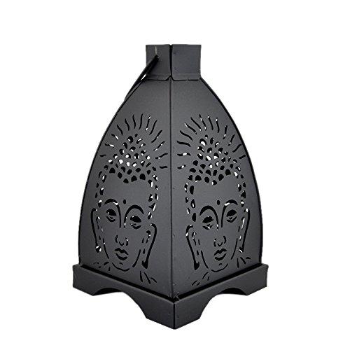 Hashcart - Portavelas de té Tradicional, Soporte de Metal, portavelas, Soporte de...
