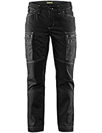 Blakläder 715911429900C36Tamaño C36Mujer Servicio pantalones de trabajo (Talla XL), color negro