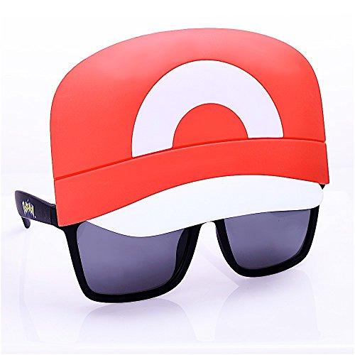 Pokemon Ash Ketchum Sunglasses Standard