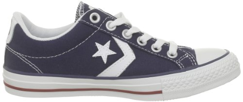 Converse  Sp Core Canv Ox,  Sneaker unisex adulto Marine/Blanc