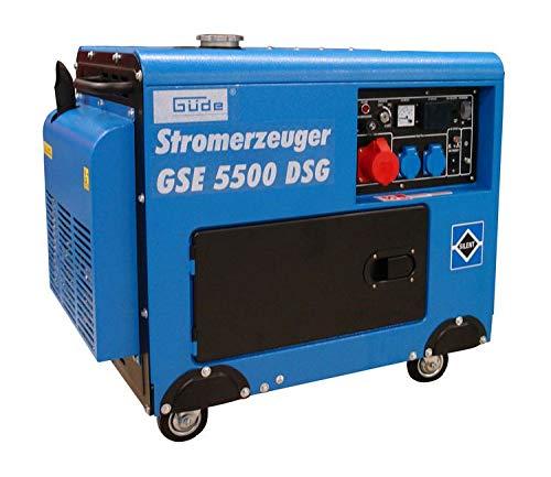 STROMERZEUGER GSE 5500 DSG - Diesel-generatoren