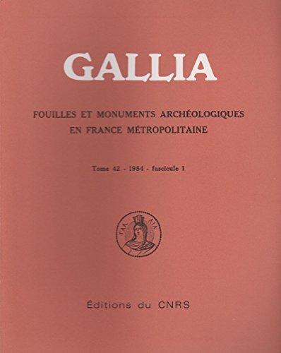 Gallia -42 : 1 - 1984