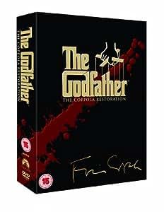 The Godfather - The Coppola Restoration [DVD] [1972]