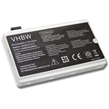 batteria LI-ION 11.1V 4400mAh bianco compatibile con Fujitsu-Siemens Amilo Pi3450, Pi3525, Pi3540, Xi2550 sostituito 3S4400-C1S1-07, 3S4400-S3S6-07