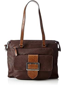 Tamaris Damen Lee Shoulder Bag Schultertasche, 10x28x32 cm