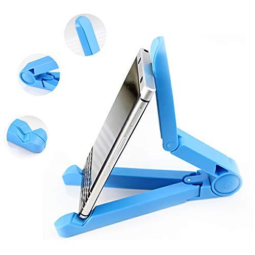 Porta tablet Anscio regolabile iPad Holder: Creative Portable Triangle Holder supporto iPad Pro iPad Mini, iPad Air Air 2 Nintendo interruttore Samsung Galaxy Tab S7 S8 e-book reader altri tablet