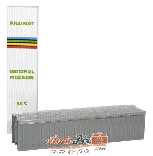 Braun Paximat Multimag Compact Tablett für Folien