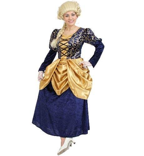 Freifrau Baronin Gräfin Victoria Damen Kostüm Gr (Baronin Kostüm)