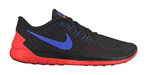 Nike  Free 5.0, Chaussures de Running Compétition homme Noir (Black)