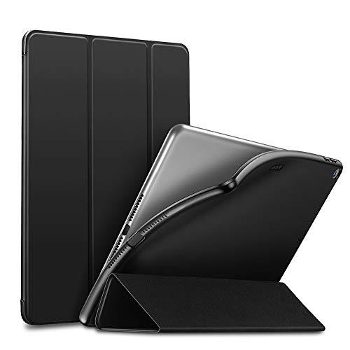 """ESR Hülle kompatibel mit iPad Mini 5 2019 7.9 Zoll - Ultra Dünnes Smart Case mit weiche TPU Backcover - Auto Schlaf-/Aufwachfunktion - Kratzfeste Schutzhülle für iPad Mini 7,9"""" 2019 - Schwarz"""