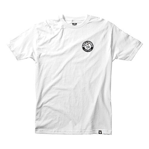 Fallen Herren Blood und Hammers T-Shirts, White/Black, XL Preisvergleich