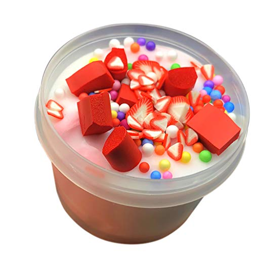 Modeling Clay Novelty Mixing Color Slime Clay Squishy Scented Stress Kids Toy Sludge Cotton Mud Magic Crystal Clay Toy Plasticine Slime Toy Pleasant In After-Taste