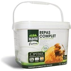 Repas complet pour Cochon d'Inde, 7 kg. - HAMIFORM