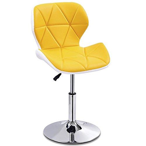 Home bequemer Klappstuhl Hocker Hohe Hocker-Stab-Küche-Frühstücks-Esszimmer-Stuhl kann auf und ab / schwenkbarer Büro-Stuhl heben chair and stool ( Farbe : #3 )